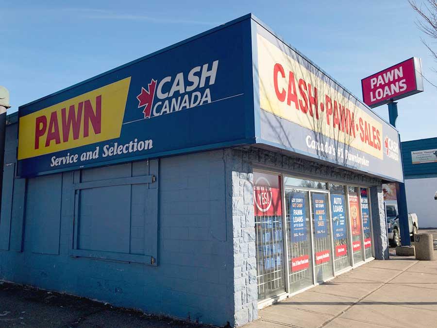 Commercial Flat Roof Cash Canada Edmonton