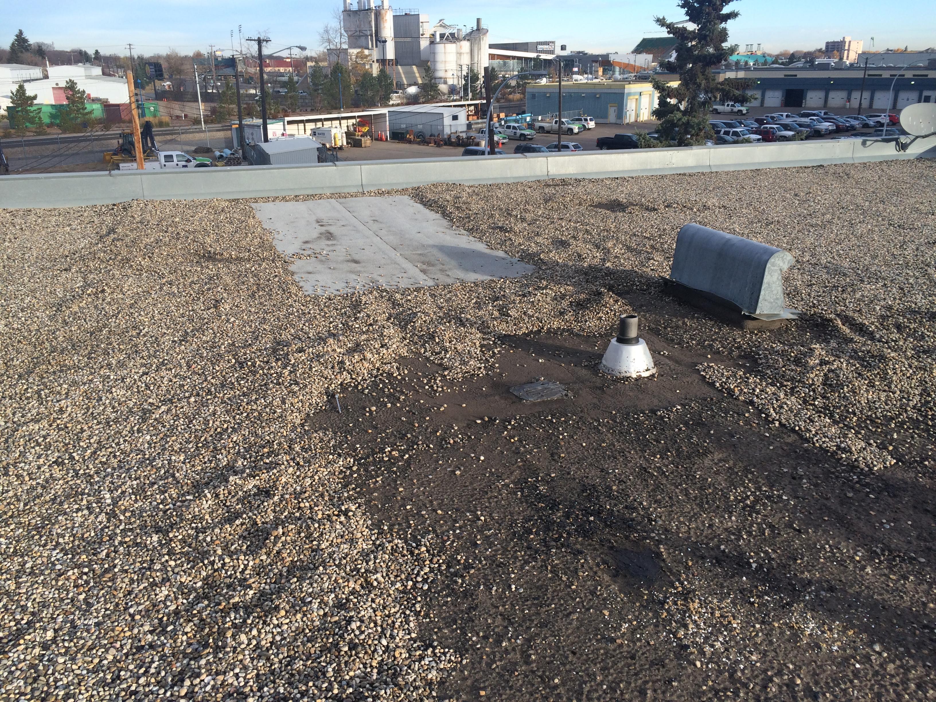 Residential Flat Roof System for Edmonton