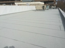 TD Bank Flat Roof Replacement