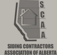 Siding Contractors Association of Alberta logo
