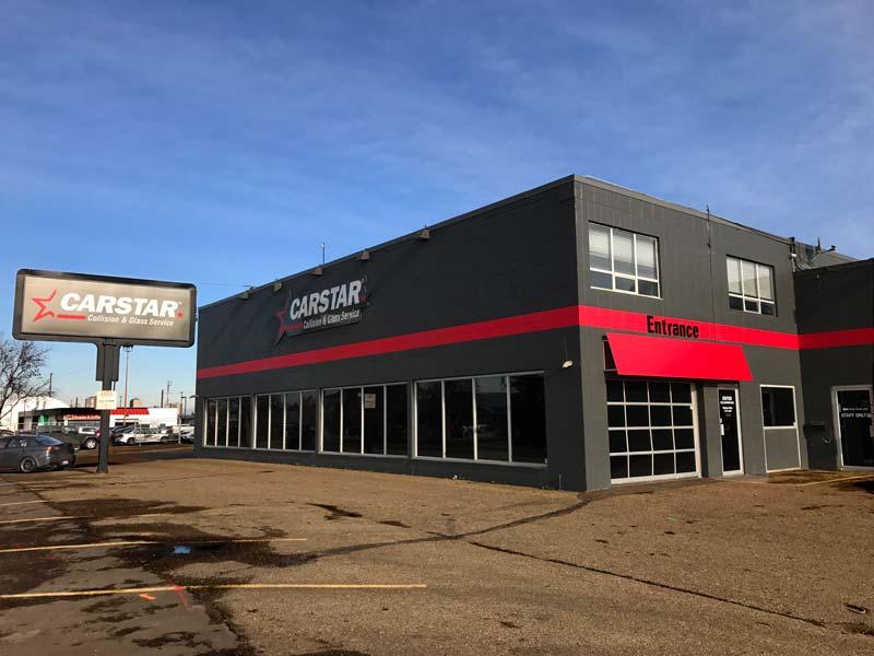 Carstar Flat Roof in Edmonton