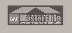 GAF Master Elite contractor