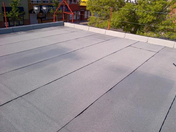 sbs roof curbs